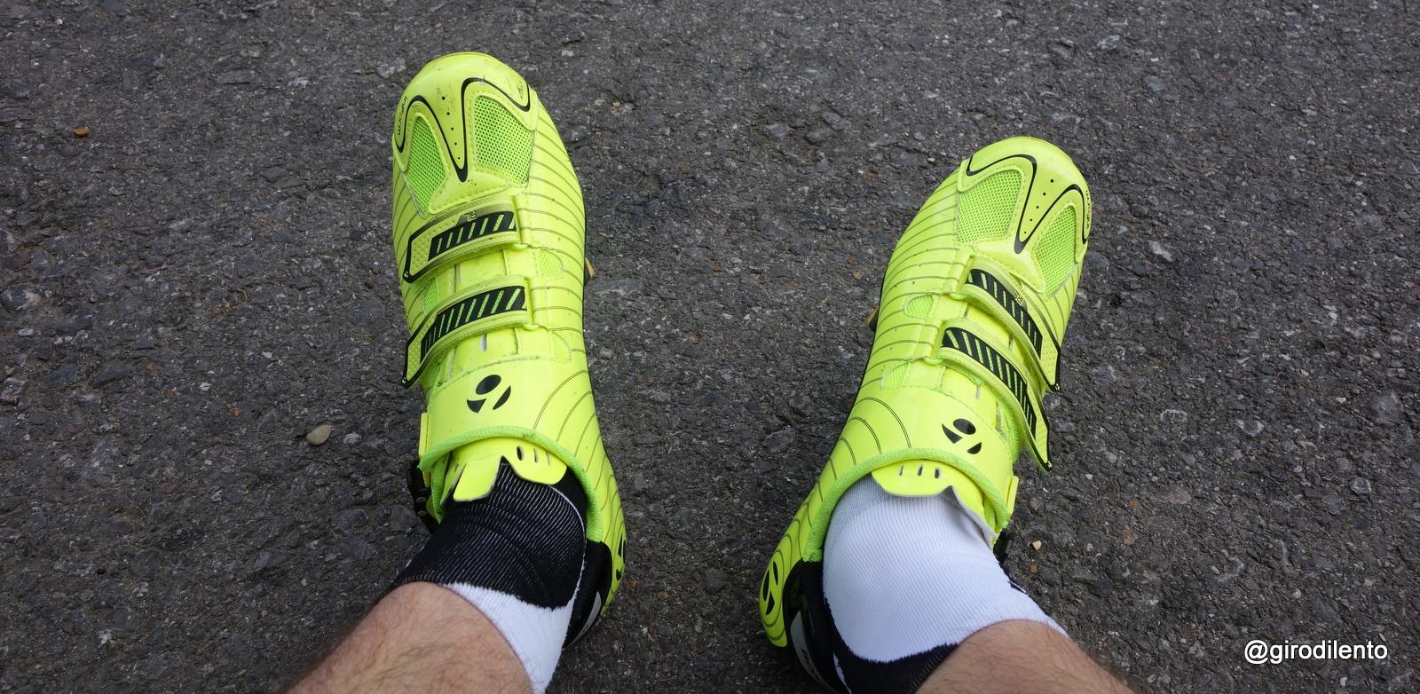 Bontrager Velocis Shoe Sizing