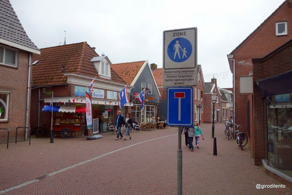 Another Ommen bike shop