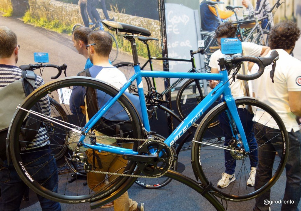 Kinesis 4S Disc - incredibly versatile and affordable for many at £650 for the frameset