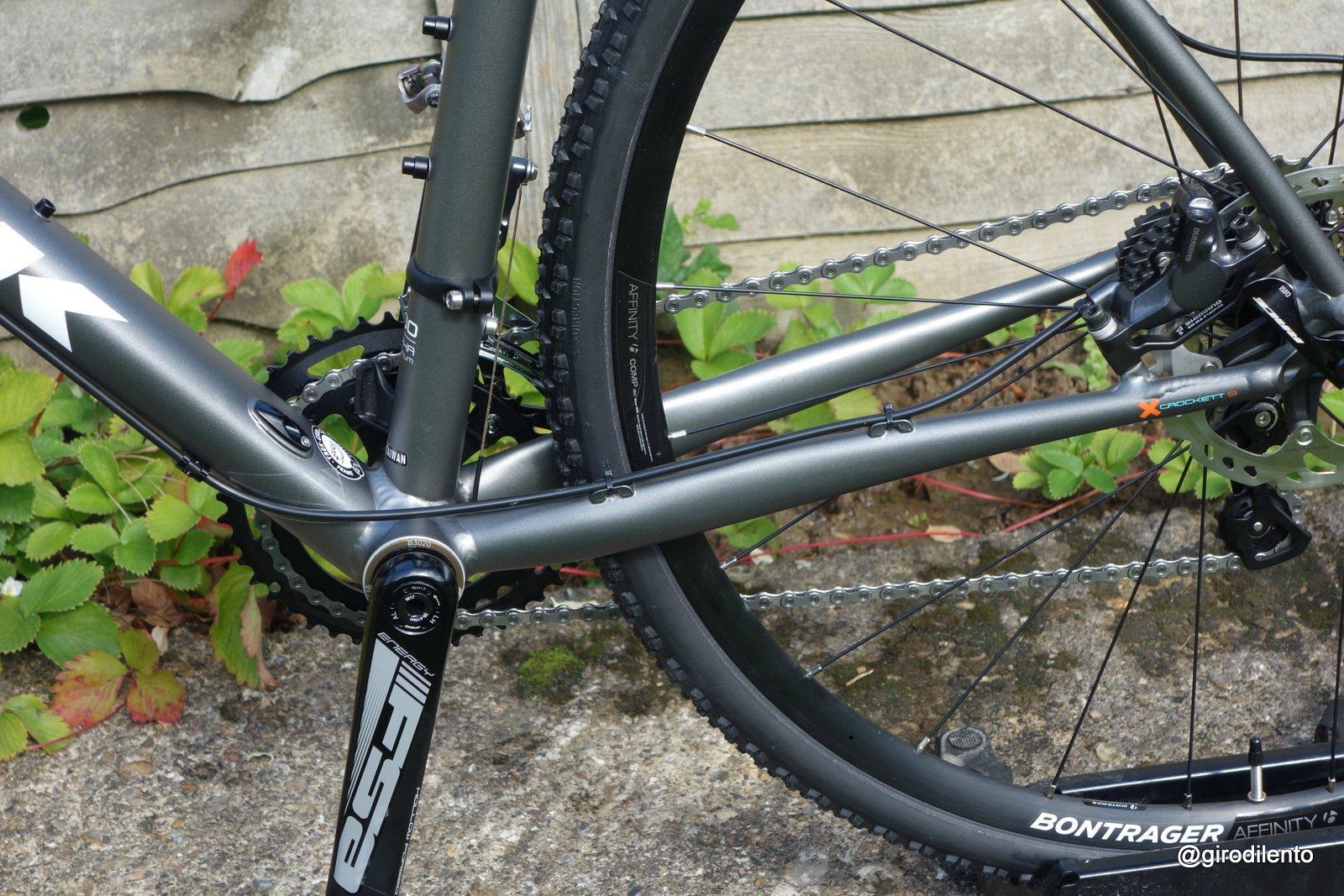 Trek Crockett 9 Cyclocross Bike First Ride Review